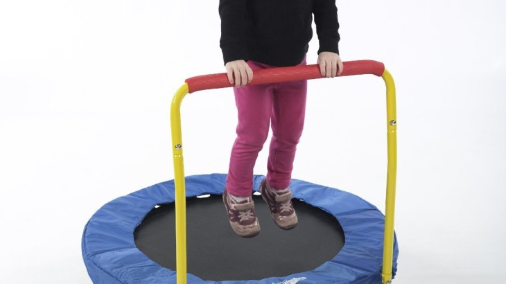 Original Toy Company Fold & Go Trampoline Review