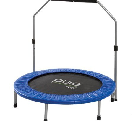 Pure-Fun-40-In.-Mini-Trampoline-With-Hand-Rail-View3