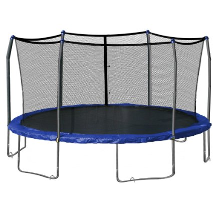 Why Choose Skywalker Oval Trampoline With Enclosure