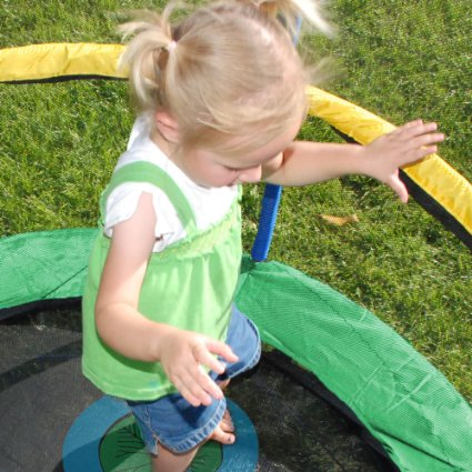 Skywalker-Trampolines-40-In.-Round-Lily-Pad-Adventure-Bouncer-with-Enclosure-View3
