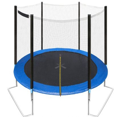 Ultega-Trampoline-Jumper-with-Safety-Net,-8.25 - 14-ft-View5