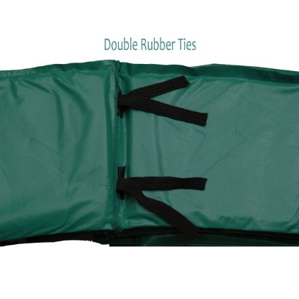 Upper-Bounce-Super-Round-Trampoline-Safety-Pad-View3