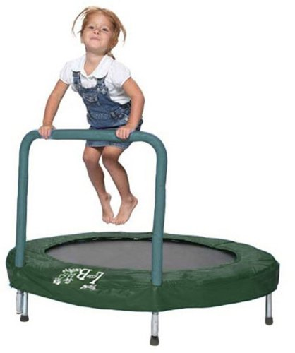 Rectangular Trampolines Offer The Safest Most Stable Bounce: The Best Trampolines For Your Active Child
