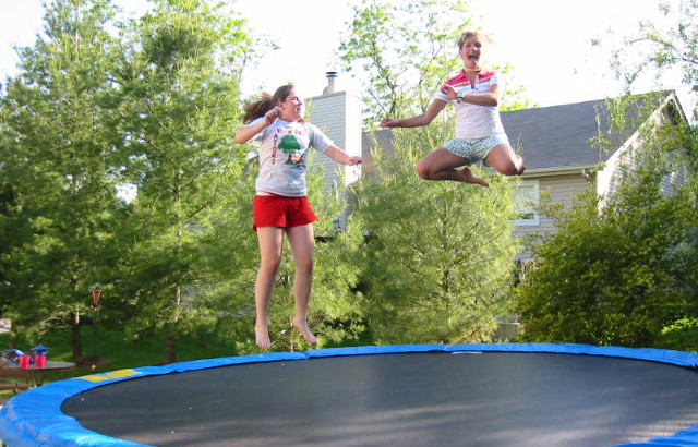 Best Trampolines For Your Backyard