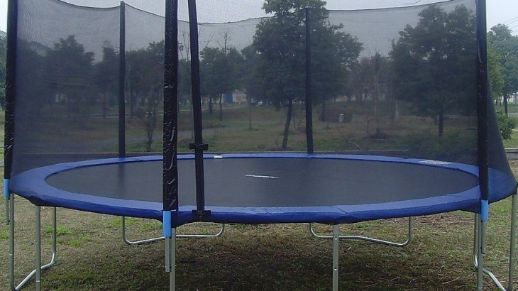 ExactMe 12' FT Trampoline Safety Combo