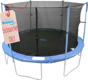Upper Bounce Trampoline and Enclosure