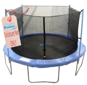 Upper Bounce Trampoline w  Safety Enclosure