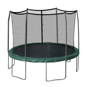 Skywalker Trampolines 12-Feet Round Trampoline and Enclosure with Spring Pad-1